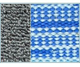 סוגי בדים של שטיחים